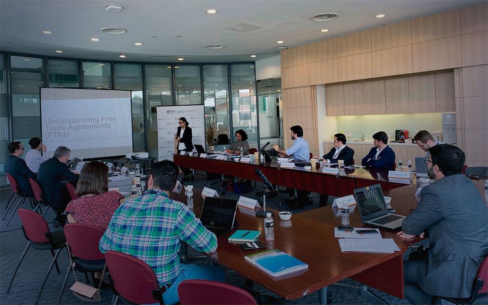 Parceria internacional leva alunos para semana de imersão em Singapura