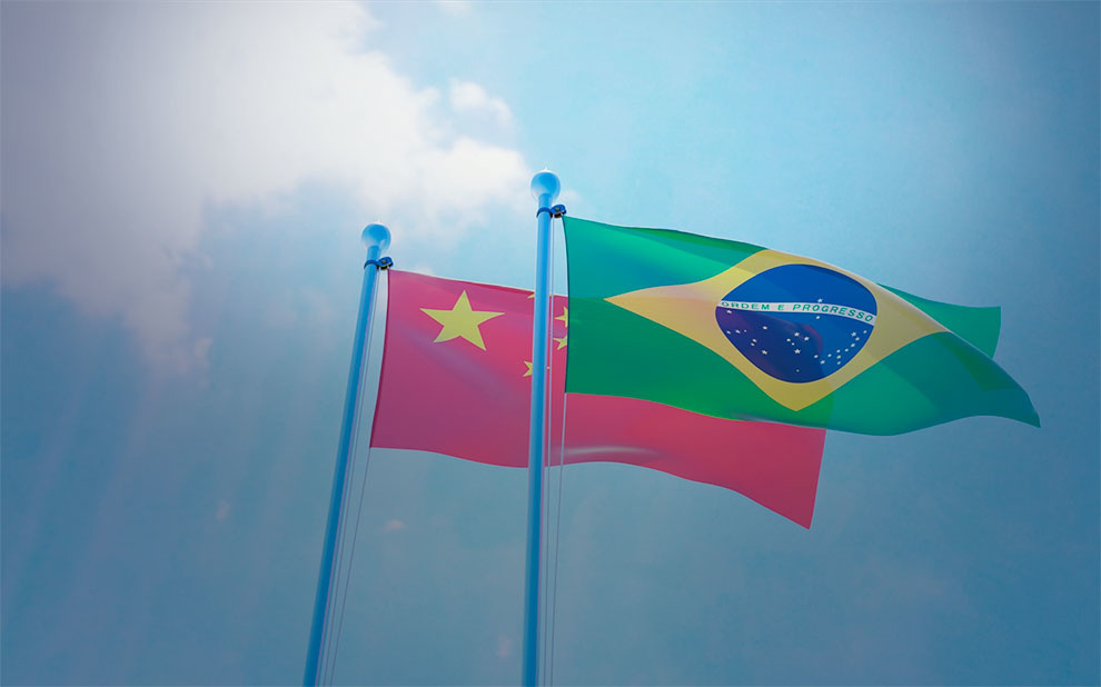 Discussion in Sao Paulo on geo-economic relations between Brazil and China