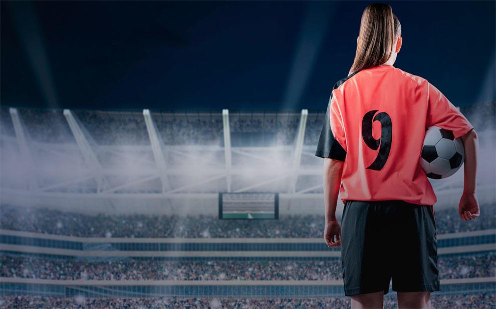 Encontro internacional discute desenvolvimento e prática do futebol feminino