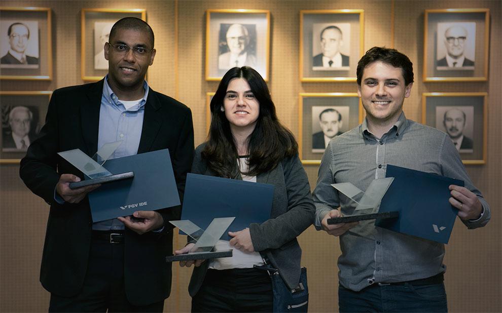 FGV premia os melhores projetos na 8ª edição do PMDay