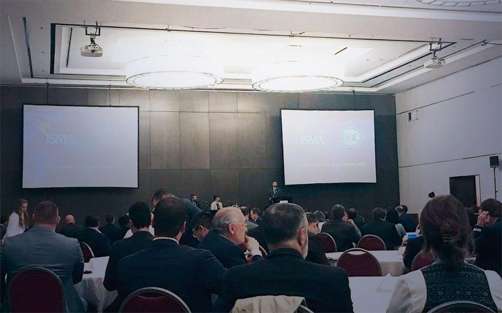 Professor apresenta trabalho sobre segurança pública na 28ª conferência ISMA-OSAC em Buenos Aires