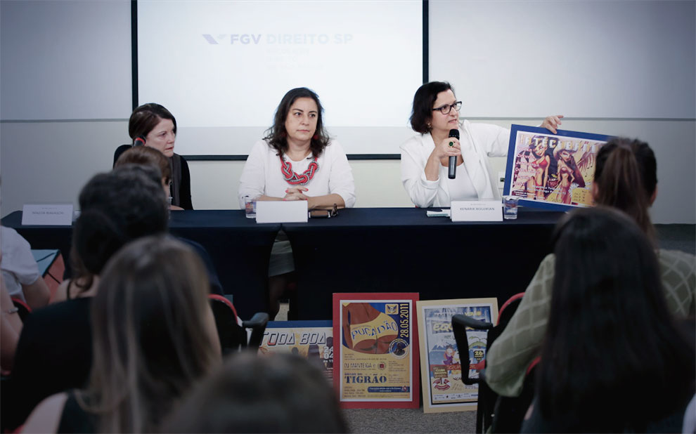 FGV´s Sao Paulo Law School launches WoMENTOR, a mentoring program that addresses gender issues