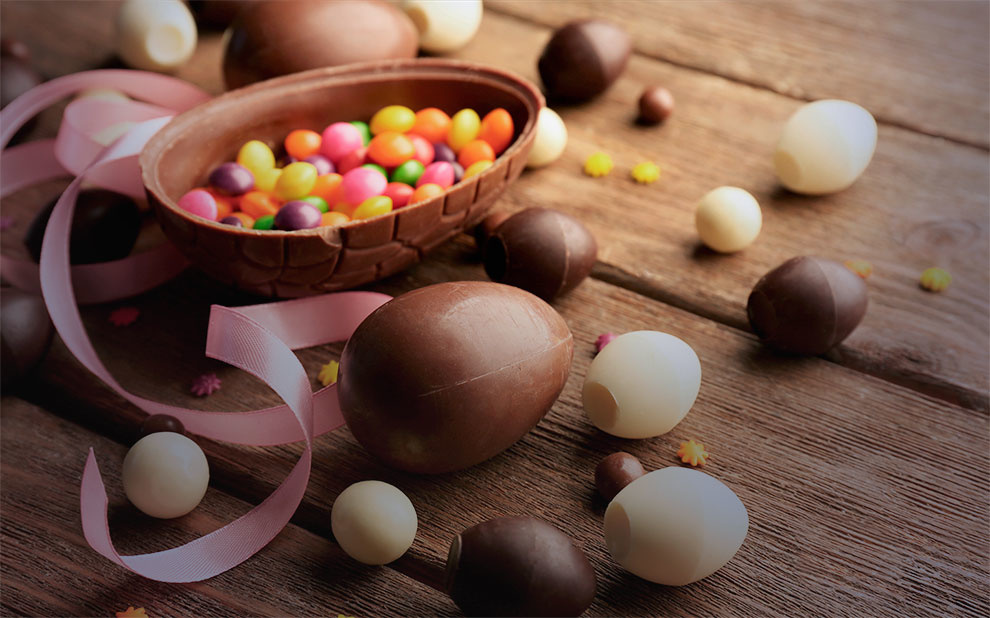 Easter eggs rise by 10.22%, as noted by FGV IBRE