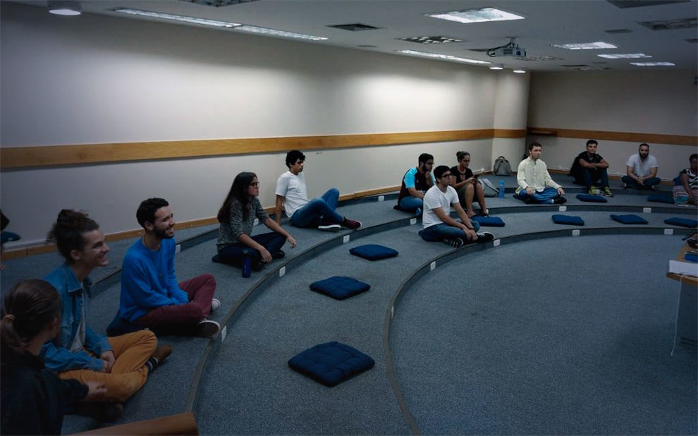FGV promotes workshops on mindfulness practices for students