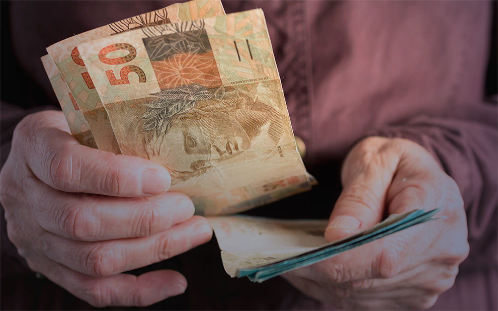 Inflation among the elderly grows and is above the rate accumulated by the IPC-BR