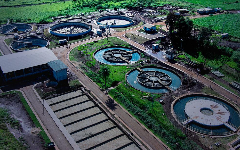 Saneamento básico no contexto da pandemia de COVID-19