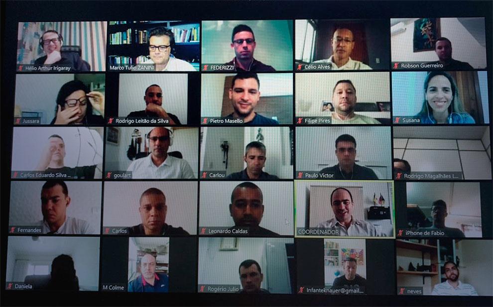 FGV EBAPE e PMERJ dão início à nova turma do MBA em Segurança Pública com aulas presenciais online