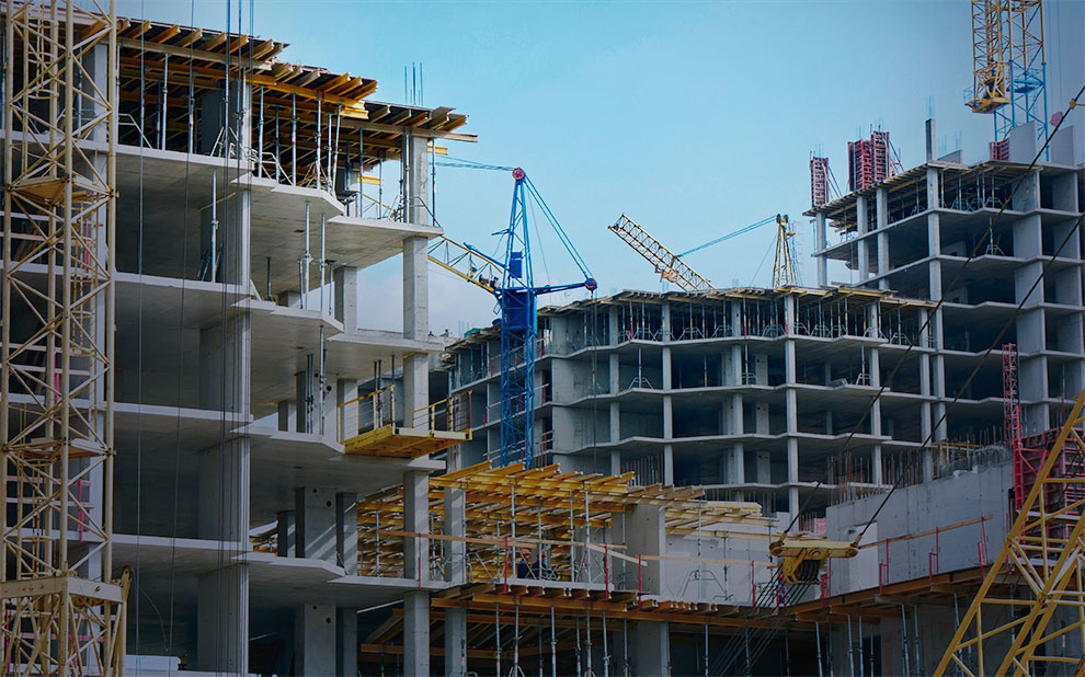 Construction Confidence declines and reaches lowest level since September 2018