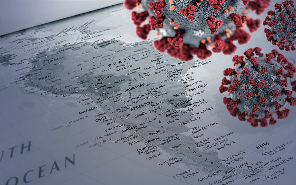 Specialist discusses coronavirus' effects on Latin American economies