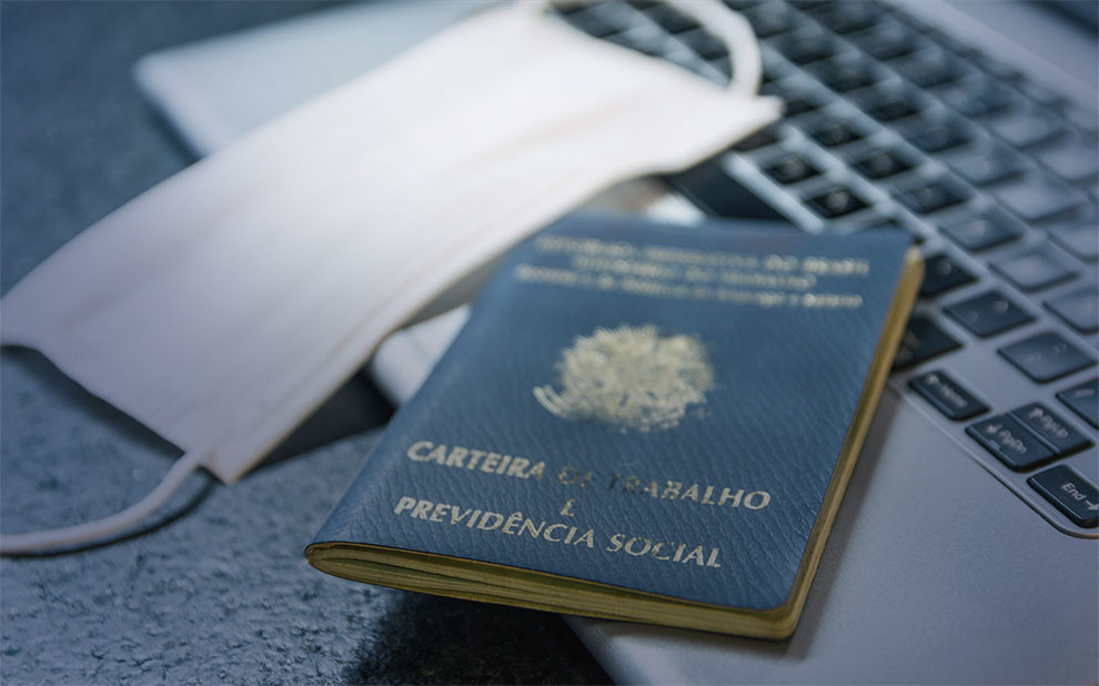 Pandemia já afeta trabalho de 53,5% das famílias, aponta FGV IBRE