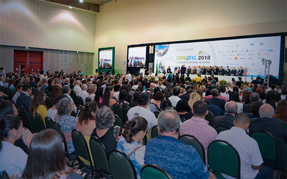 Palestra aborda desafios socioeconômicos e turismo receptivo