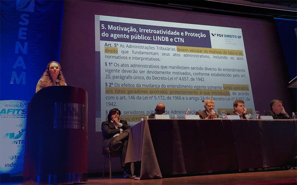 Projeto de alunos vira proposta de Lei Orgânica da Administração Tributária