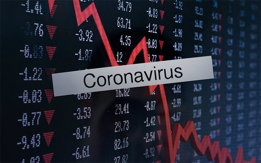 Study measures COVID-19's impact on financial markets