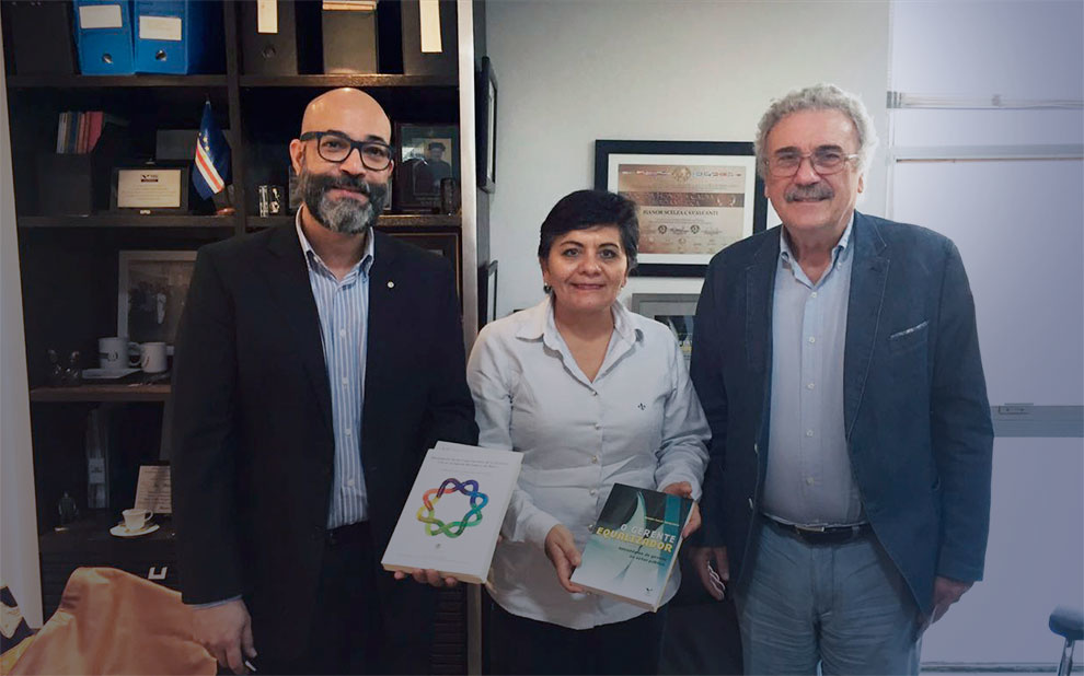 Mexican Consul General discusses governance and public policies in visit to FGV