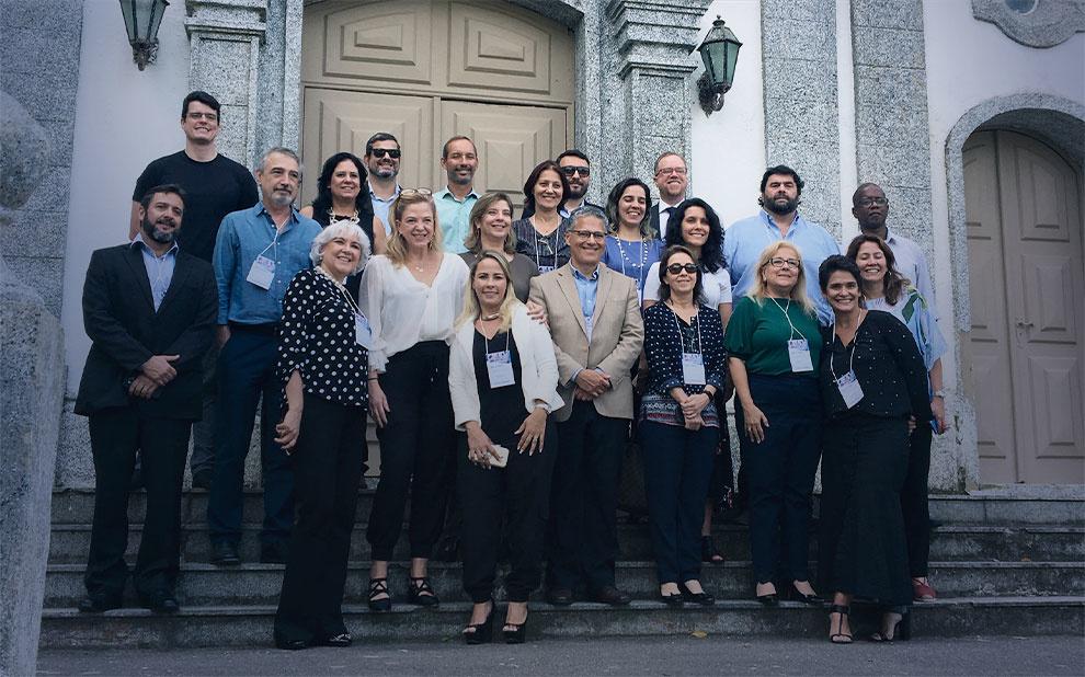 RH em Foco: Evento reúne gestores para conhecer estúdios Globo