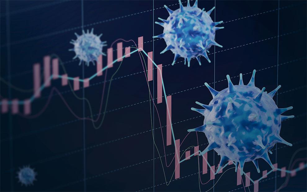 Estudo analisa impacto de políticas de controle da pandemia de COVID-19 na Economia e na Saúde