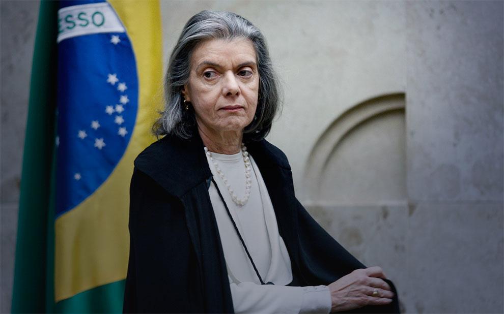 Ministra Cármen Lúcia faz palestra de abertura de seminário sobre Direito e Desenvolvimento