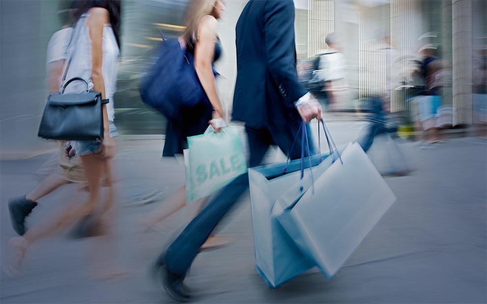 Confiança do Comércio tem primeira alta depois de quatro quedas seguidas