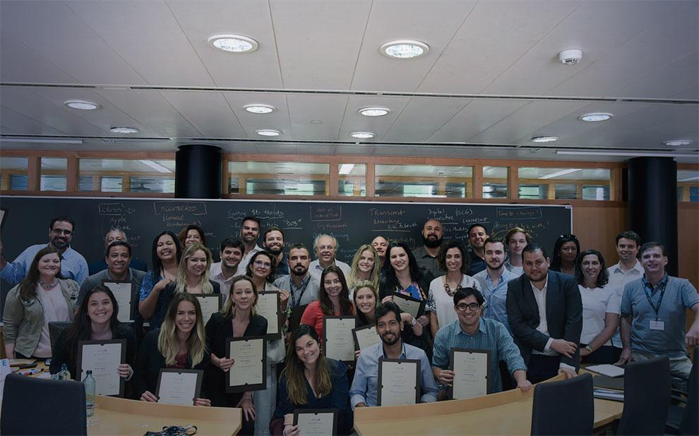 Mestrandos participam de módulo internacional sobre Design Thinking Innovation na Espanha