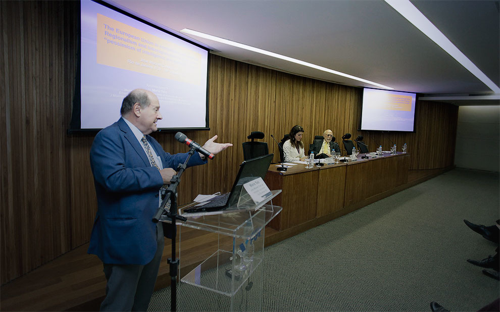 FGV celebrates 30 years of Jean Monnet activities with debate on regional integration