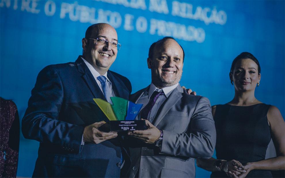 FGV recebe prêmio Marco Maciel de ética e transparência pelo segundo ano consecutivo