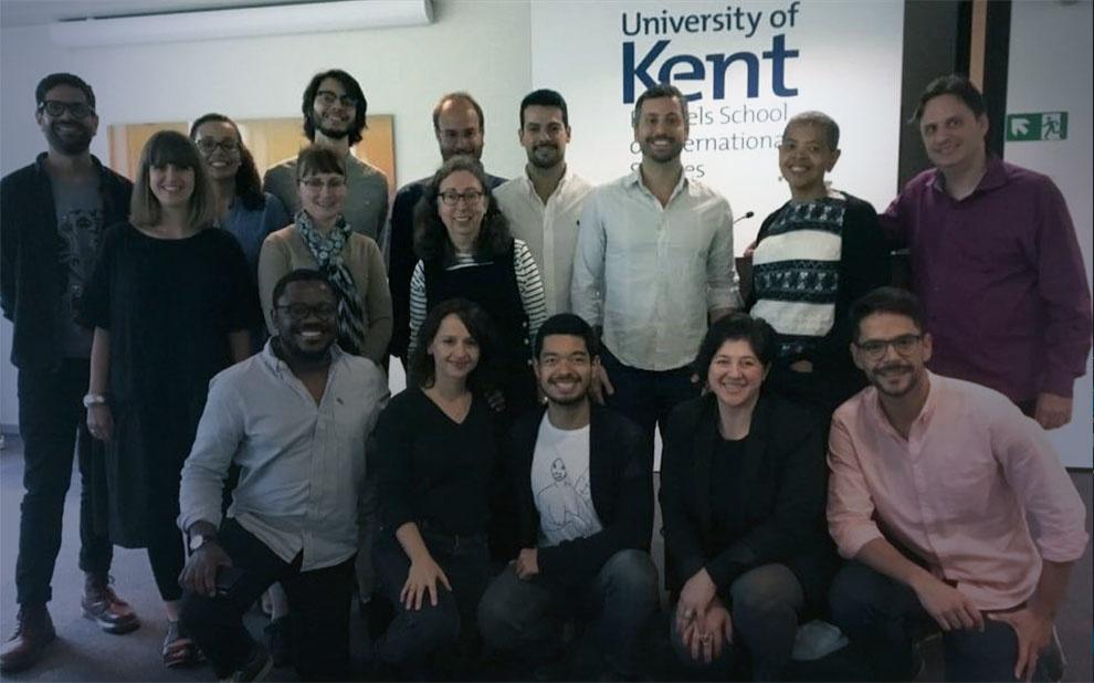 Workshop explora políticas de inclusão em Bruxelas
