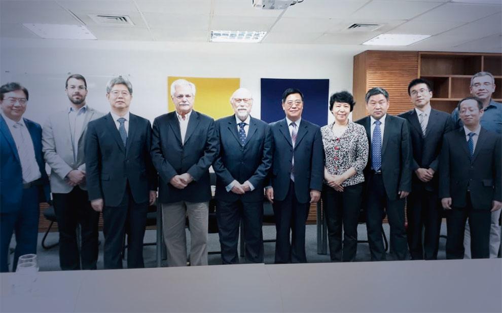 Encontro discute desafios para o crescimento do Brasil e da China e possíveis áreas de colaboração