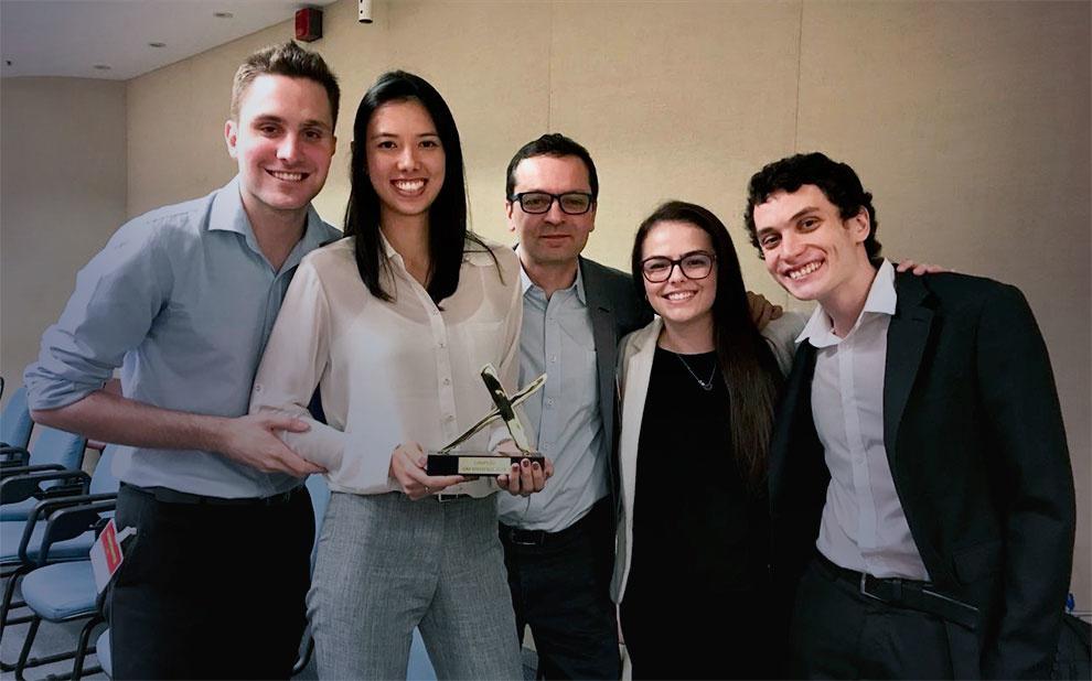 GM Xperience: FGV EAESP conquista bicampeonatoem competição de logística e supply chain