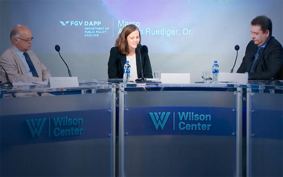 Impacto das redes sociais e da desinformação nas eleições é tema de debate em think tank dos EUA