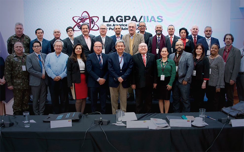 International conference discusses public administration and governance in Latin America