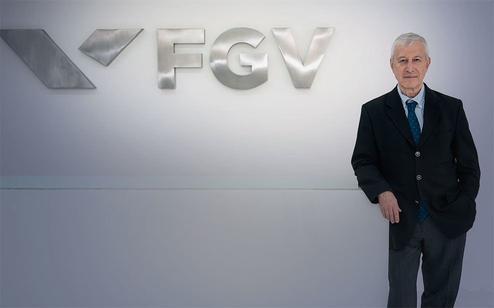 FGV provost reelected president of National Education Council's Higher Education Chamber
