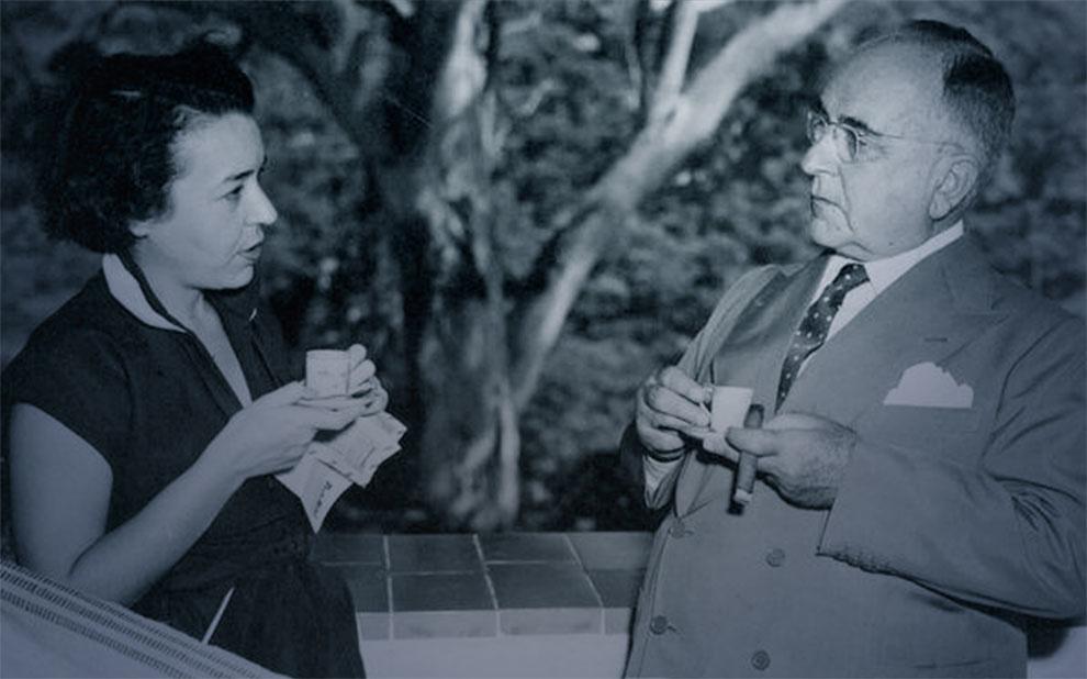 Encontro debate papel do historiador a partir de obra sobre cartas entre Getúlio e Alzira Vargas