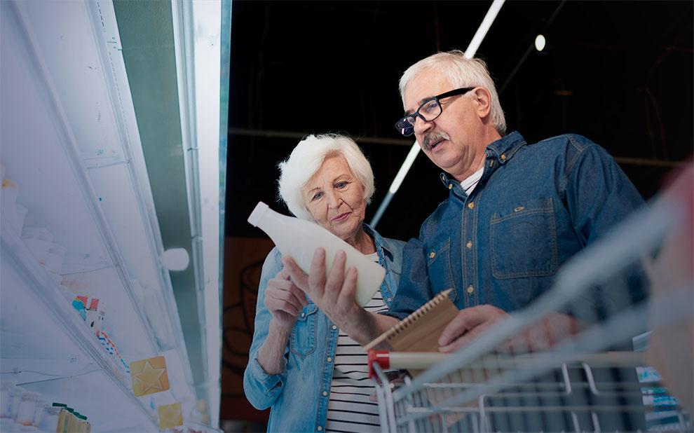 Inflação entre idosos cresce acima da taxa acumulada do IPC-BR