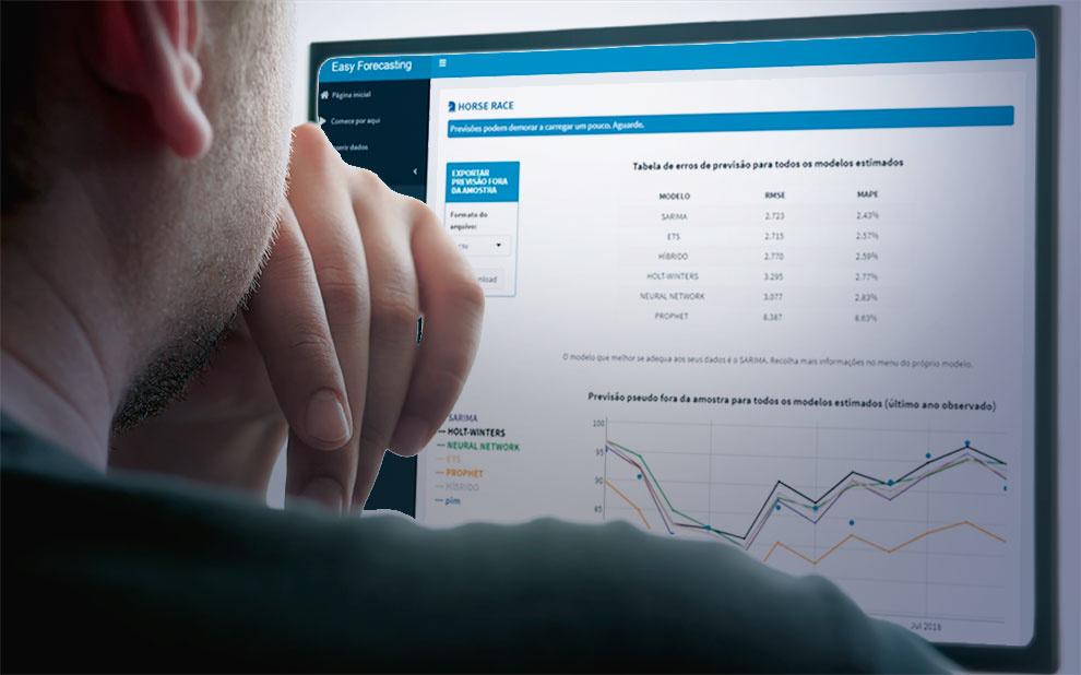 FGV IBRE lança software que prevê resultados empresariais para um ano a frente