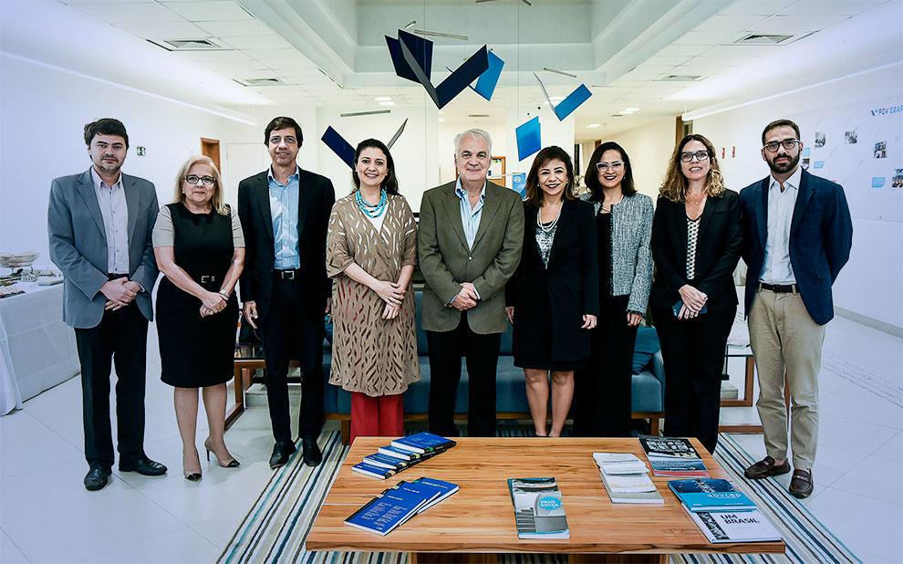 FGV EBAPE amplia relações com mercado e funda Conselho Alumni