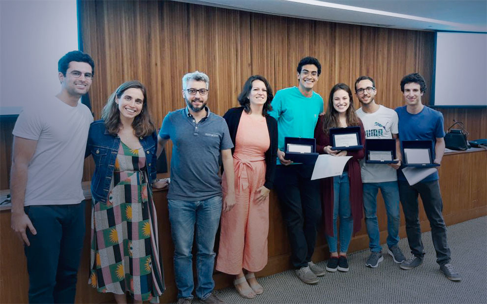 FGV EESP students win Brazilian Econometrics Games for third time
