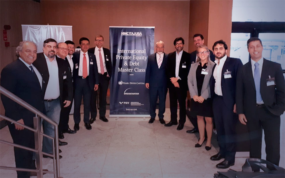 International Workshop discusses Private Equity