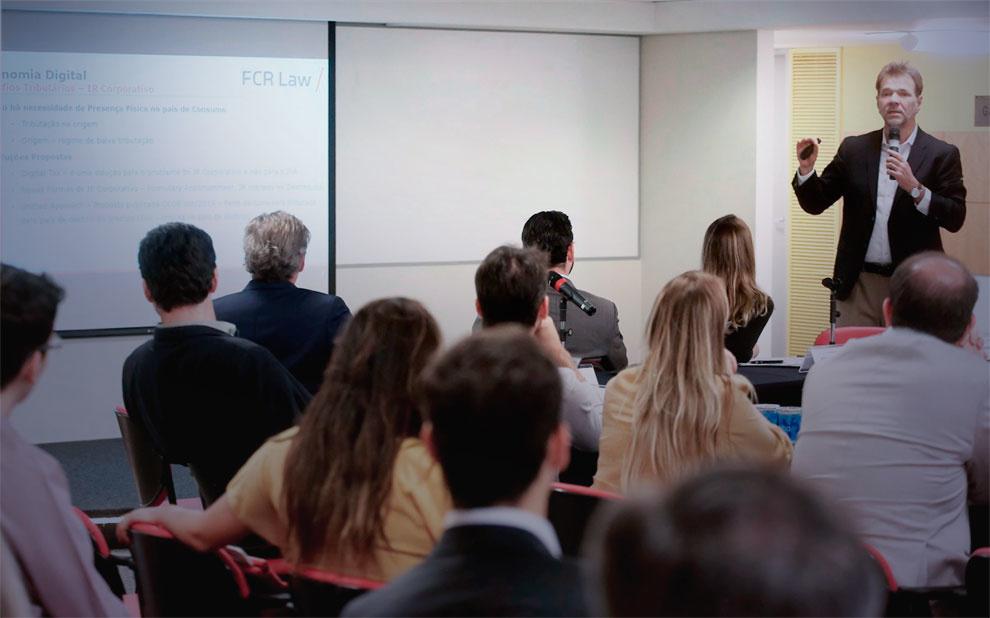 Evento reúne empresas da era digital para debater reforma tributária