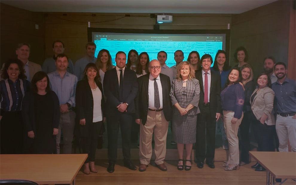 Alunos de mestrado participam de módulo internacional sobre inovação e gestão pública em Portugal