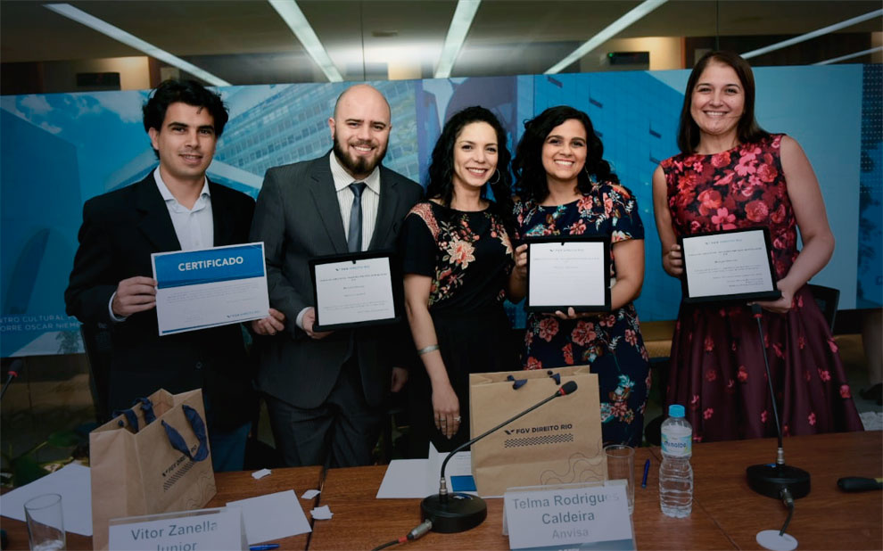 "Anvisa project wins ""FGV Direito Rio Award – Best Practices in Regulation"""