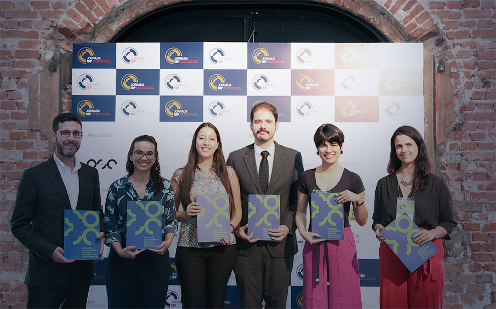 Book on economic sustainability of Civil Society Organizations is launched in Sao Paulo