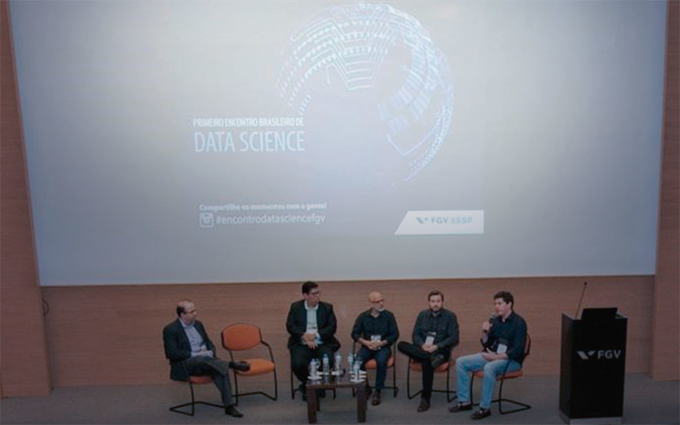 Seminar discusses impact of Data Science on private sector and State