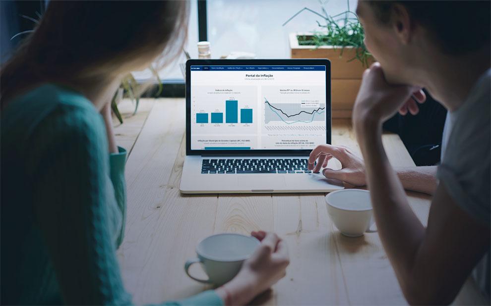 FGV IBRE lança Portal da Inflação