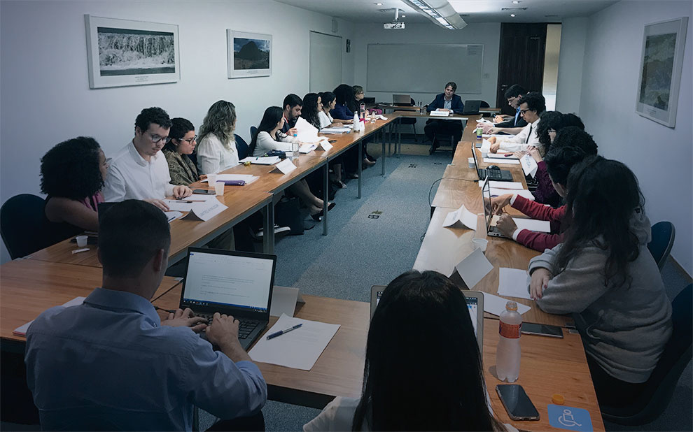 Jean Monnet Center of Excellence begins activities with College of Europe partnership