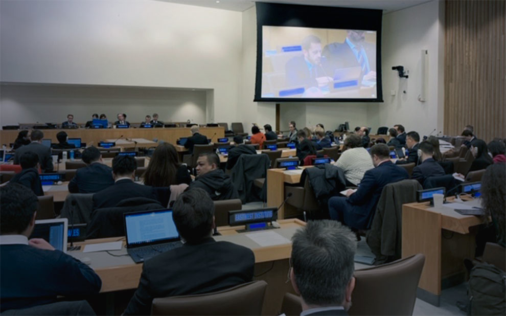 United Nations meeting brings together specialists to debate cybersecurity