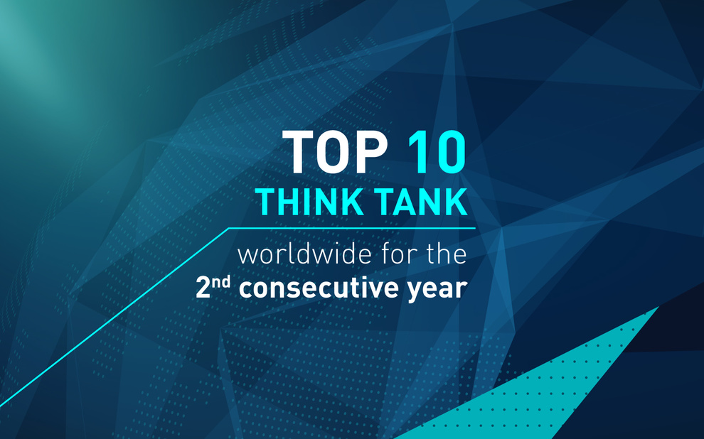 FGV is 7th best think tank worldwide