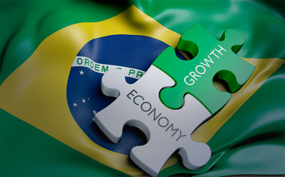 Brazil GDP Monitor reveals 1% growth in 2017