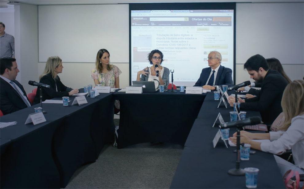 Livro sobre Tributação de bens digitais é lançado em São Paulo