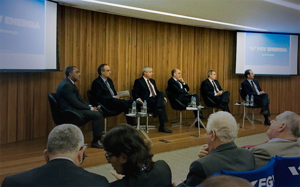 Seminar discusses Repositioning of Petrobras in the Refining Industry