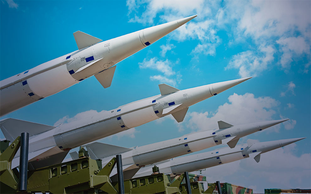 Professor ministra aula sobre estratégia nuclear americana para Academia da Força Aérea dos EUA